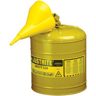 SEA250 Safety Cans (YELLOW) 19 liters/5 US gal