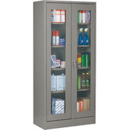 """FH647 Visual Cabinets 36""""Wx24""""Dx78""""H"""