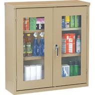 "MI629 Visual Cabinets Wall hung 30""Wx12""Dx26"""