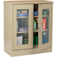 """MI630 Visual Cabinets 36""""Wx18""""Dx42""""H"""