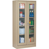"""MI631 Visual Cabinets 36""""Wx24""""Dx78""""H"""