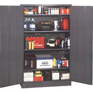 """FH651 Storage Cabinets  48""""Wx24""""Dx78""""H"""