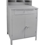 """FI520 Shop Desks cabinet 34.5""""Wx30""""Dx53""""H"""