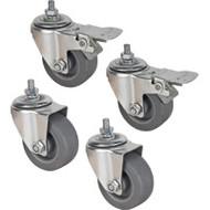 FI521 Casters (for shop desks)