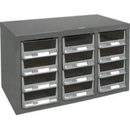 "CF283 12 beige drawers23""Wx11.4""Dx13.8""H"