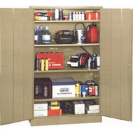 """FH652 Storage Cabinets  48""""Wx24""""Dx78""""H"""
