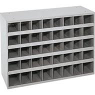 "CA149 40-bin Cabinets 33-3/4""Wx12""Dx23-7/8""H"