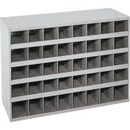 "CA150 40-bin Cabinets 33-3/4""Wx8-1/2""Dx22-1/4""H"