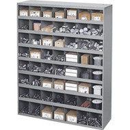"CA152 56-bin Cabinets 33-3/4""Wx12""Dx42""H"