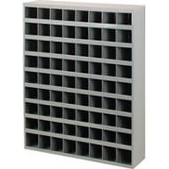 "CA155 72-bin Cabinets 33-3/4""Wx8-1/2""Dx42""H"