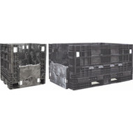 """CF446 Collapsible48""""Lx40""""Wx39""""H29.8 cu ft"""