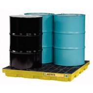 SBA868 Drum Spill Workstations 4-drum
