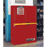 """SAN580 Cabinets  43""""Wx18""""Dx65""""H45 gal"""