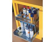 "SAQ045 Cabinets21""Wx18""Dx27""HFor aerosol cans"