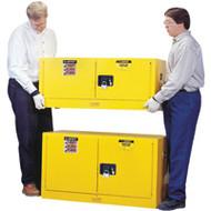 "SAQ030 Cabinets 43""Wx18""Dx18""H12 gal"
