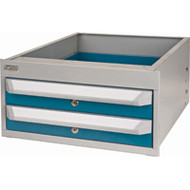 FH674 Double Drawers for Workbenches