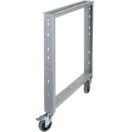 """ML267 KIT: Mobile Legs/Stringer (for 24""""D workbench tops)"""