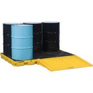 SBA869 Drum Spill Workstations 6-drum