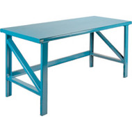 """FF494 EXHD Workbenches (Static) 72""""Wx30""""Dx34""""H"""