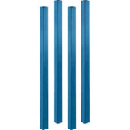 "RL421 Upright Posts For stacking racks 2""W x 48""H"