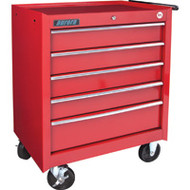 "TEP331 Tool Carts/Cabinets (5 drawers) 27""Wx18-3/4""D"