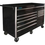 "TEP319 Tool Carts/Cabinets (10 drawers) 56""Wx24""D"