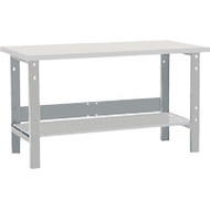 "FF695 Workbenches (laminated plastic tops) 30""Wx60""Lx34""H"