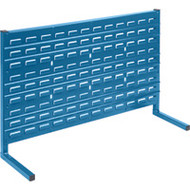 """CB363 LOUVERED RACK (FREE STANDING) 36""""Wx10""""Dx22""""H"""