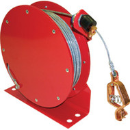 DB026 Retractable Grounding Wires Heavy duty75'L