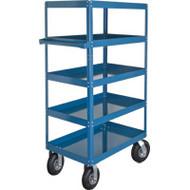 "MN162 Shelf Carts (5 shelves) 24""Wx48""Dx65""H"