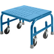 """MH226 Rolling Step Stands 24""""Wx16""""Dx12""""H"""