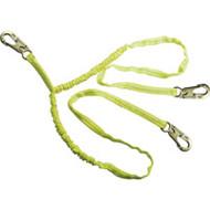SAK527 Energy Absorbing (snap hook)  2 legs/6'L