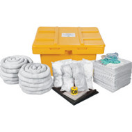 SEJ261 MOBILE Spill Kits: Oil Only (97-gal cap)