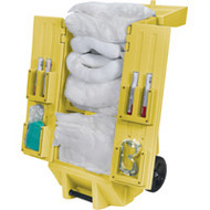SEI200 MOBILE Spill Kits: Oil Only (30-gal cap)