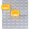 "CF411 Support Racks/Panels for Steel Bins 18""Wx9""H"