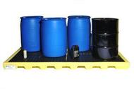 SB764 Drum Spill Workstation 8-drum