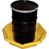 DA104 Drum Spill Catch Trays 17-gal cap