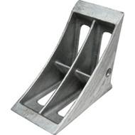 "KH801 Wheel CHOCKS (aluminum/double sided) 9.5""Wx9""Lx6""H"