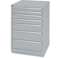 """FI128 114 compartments28.25""""Wx28.5""""Dx41.75""""H"""