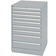 """FI130 154 compartments28.25""""Wx28.5""""Dx41.75""""H"""
