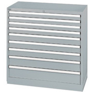 """FI138 117 compartments40.25""""Wx22.5""""Dx41.75""""H"""