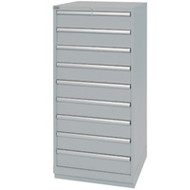 """FI142 124 compartments28.25""""Wx28.5""""Dx59.5""""H"""