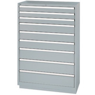 """FI152 105 compartments40.25""""Wx22.5""""Dx59.5""""H"""