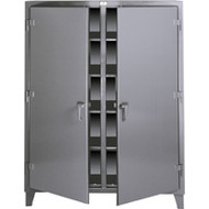 "FG830 ""Double Shift"" Cabinets 60""Wx24""Dx78""H"