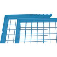 KD118 Adjustable Filler Panels BLUE 8'Wx1'H