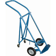 "TTT455 Gas Cylinder Carts 8"" semi-pneu 12""Wx14""D"