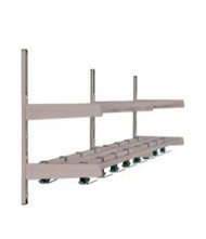 Wall-Mounted Coat Hook Rack 232-307