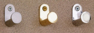 Zinc Coat Knob 196-222 - Multiple Finishes
