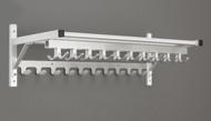 Wall-Mounted Coat Hook Rack 178-902