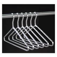 Aluminum Coat Hangers 171-000 - 25 Pack